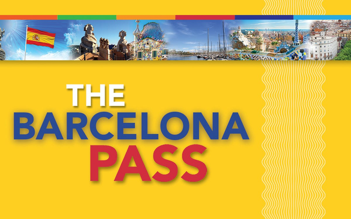 the barcelona pass - unlimited attractions pass-1