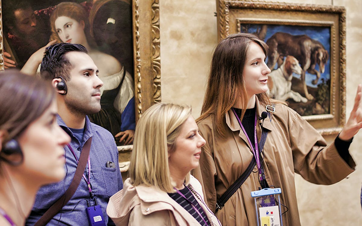 skip the line guided tour of louvre museum with mona lisa-1