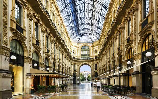Milan in 1 day