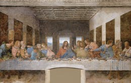 1 day in Milan- last Supper
