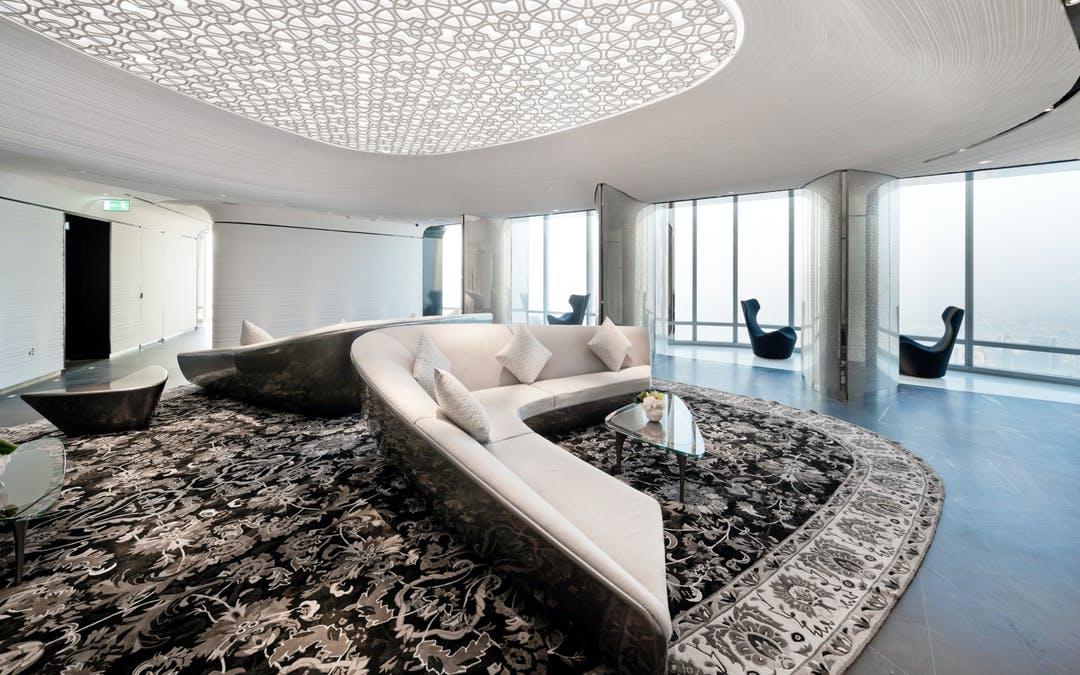 Burj Khalifa: At the Top Sky Lounge