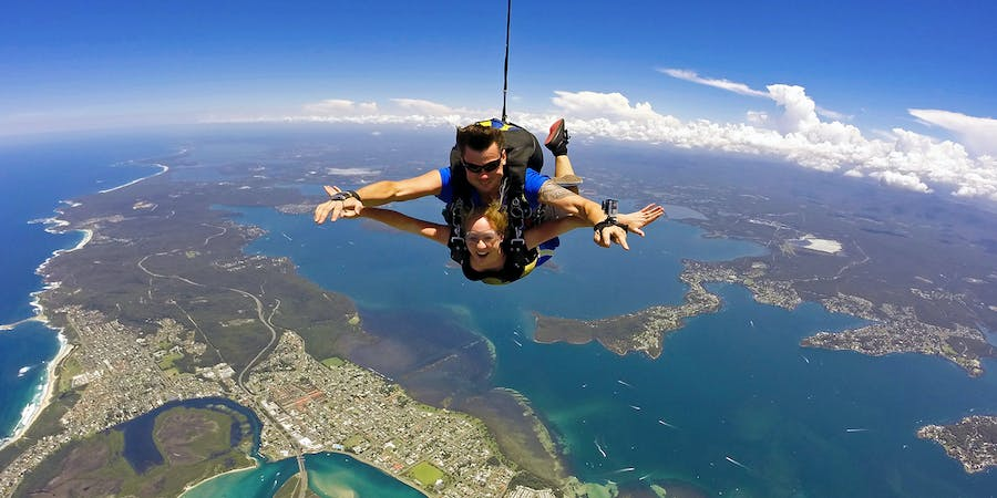Sydney in November - Sydney Skydive