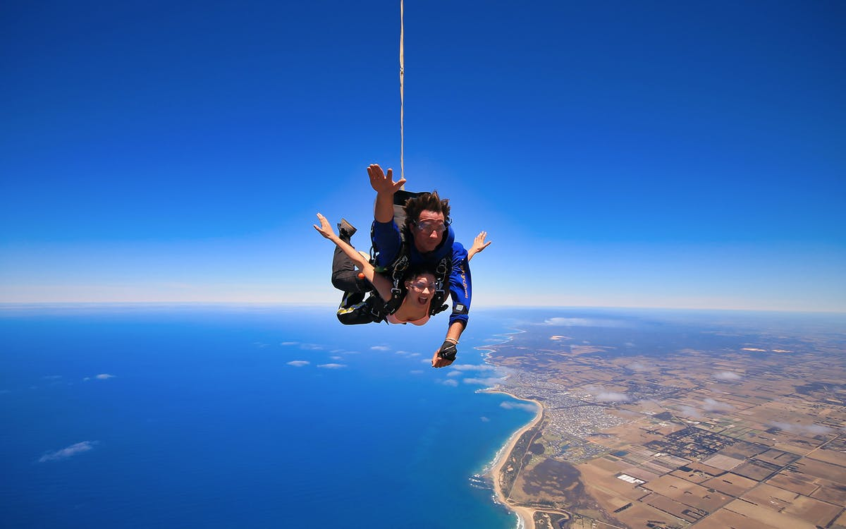 yarra valley: skydive tandem freefall tickets-1