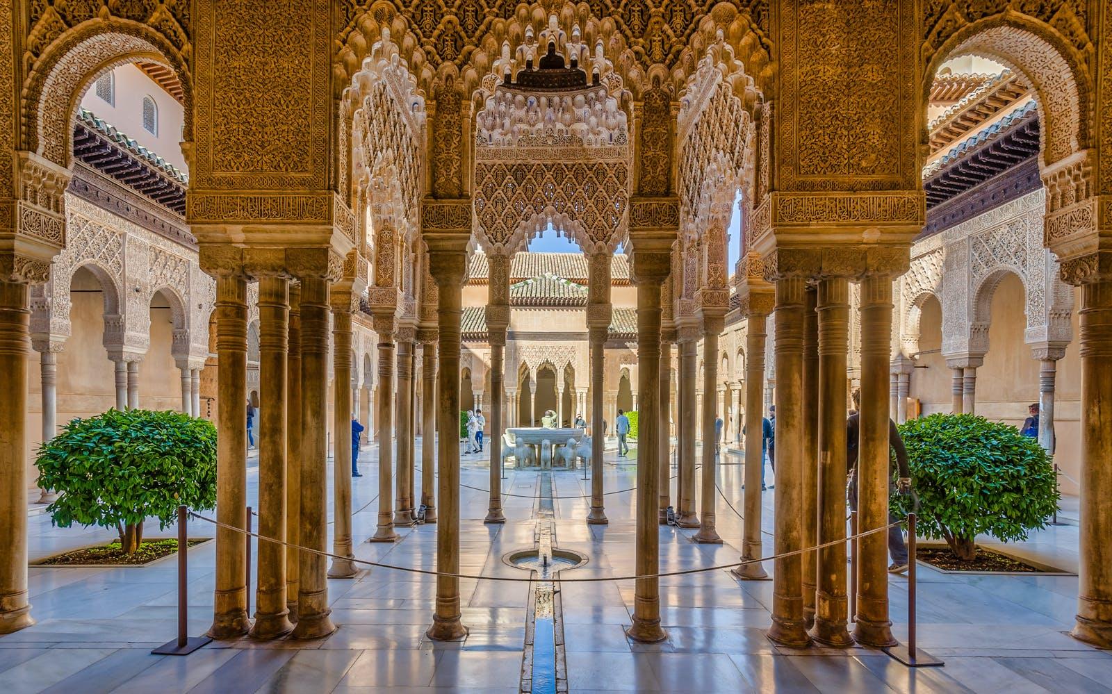 Nasrid Palaces Alhambra