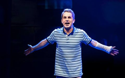 Noël Coward Theatre london - Dear Evan Hansen
