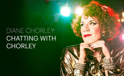 Diane Chorley: Chatting with Chorley