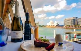 Gold Penfolds Dinner & Drinks Cruise