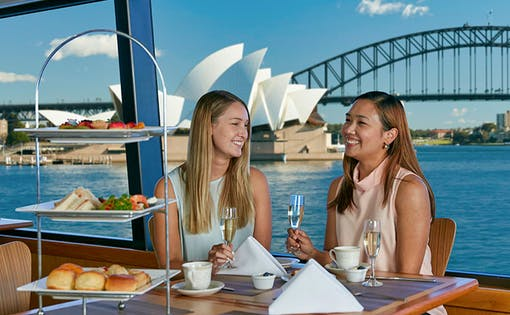 High Tea Sightseeing Cruise