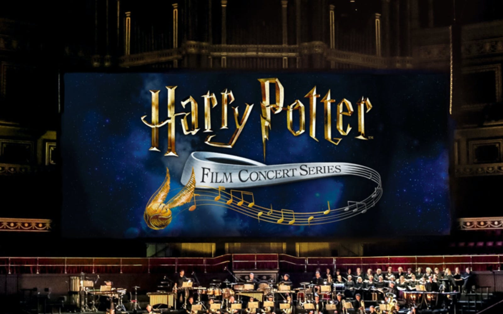 Harry Potter™ in Concert at the MGM Cotai Theater in Macau
