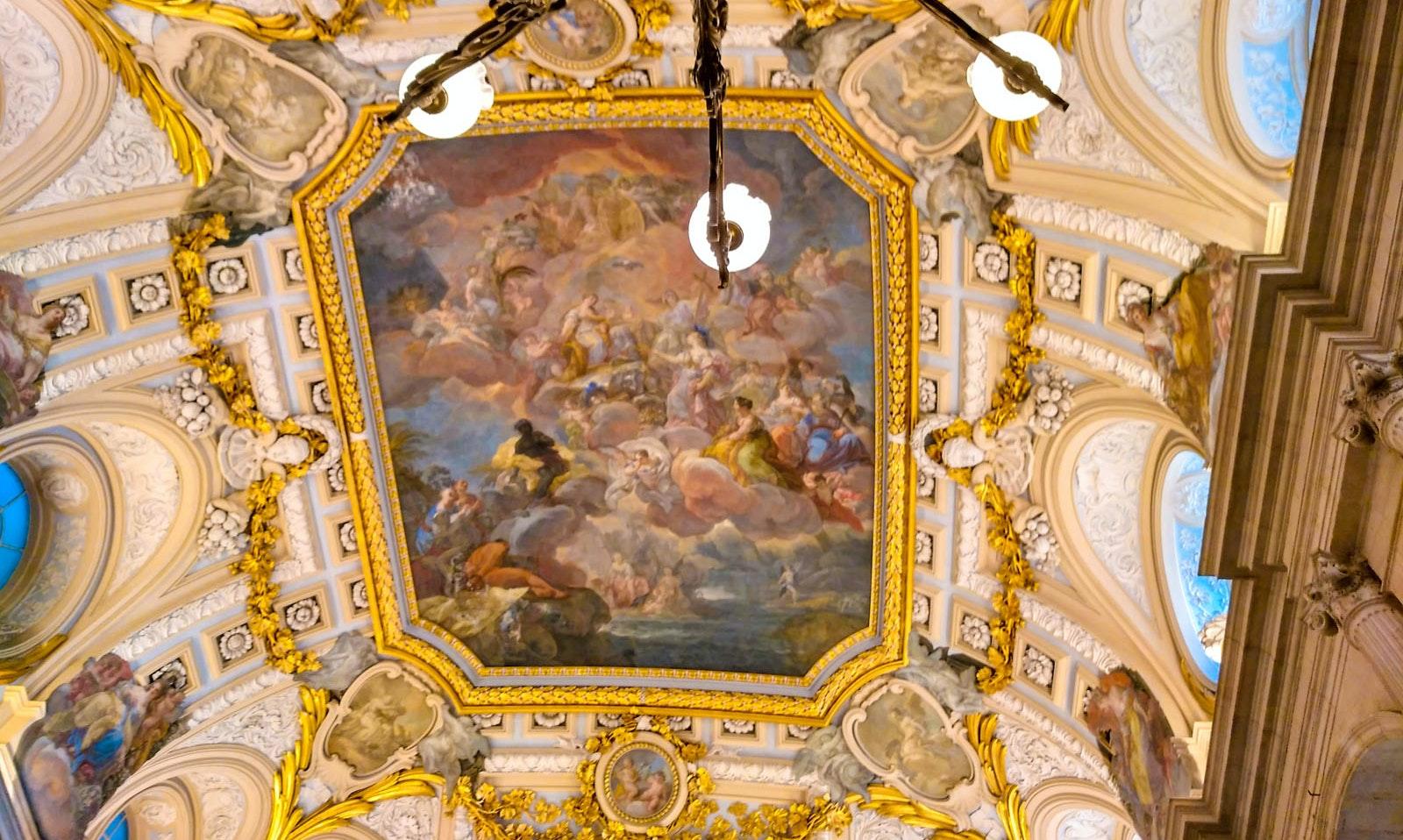 Madrid Royal palace Advantages