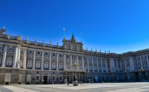 Royal Palace Guided Tour