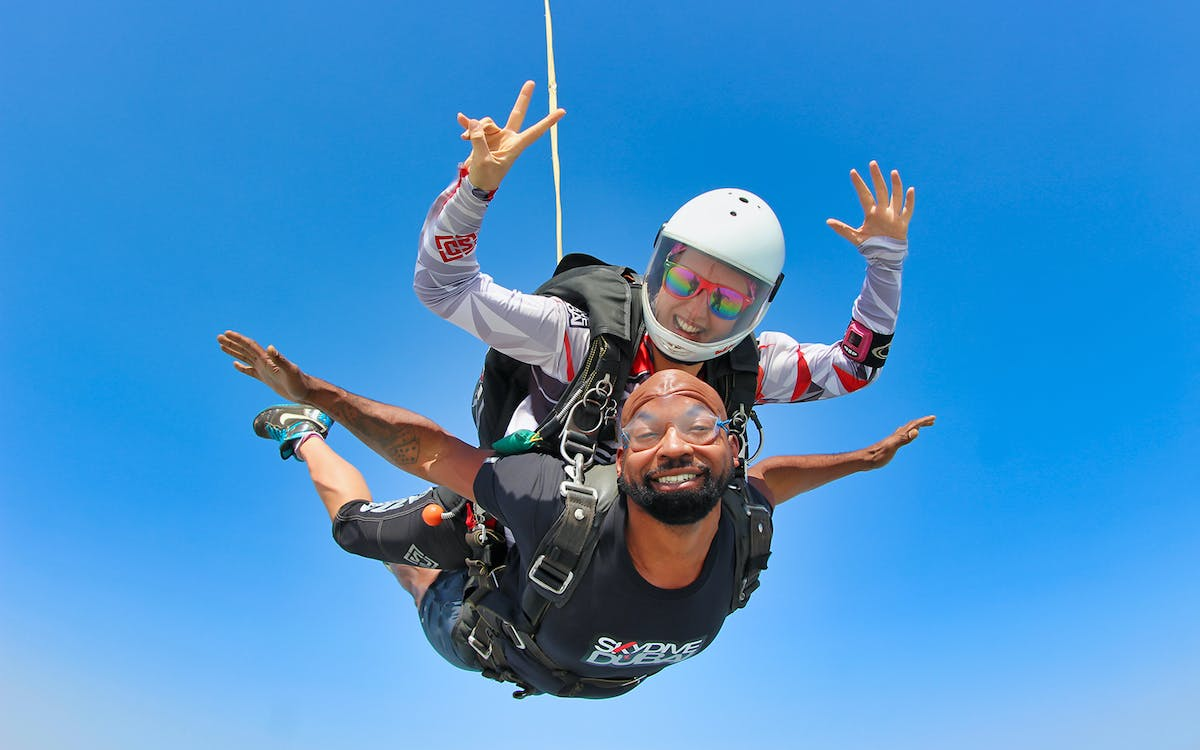 skydive dubai: palm drop zone with free hotel transfers-2