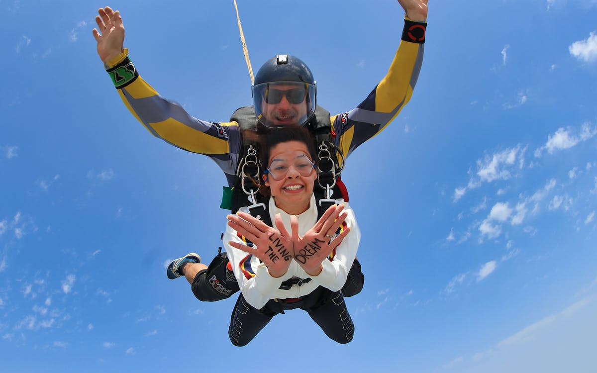 skydive dubai: palm drop zone with free hotel transfers-5