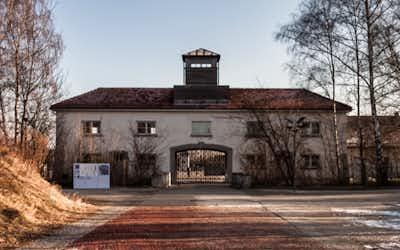 Munich to Dachau Concentration Camp