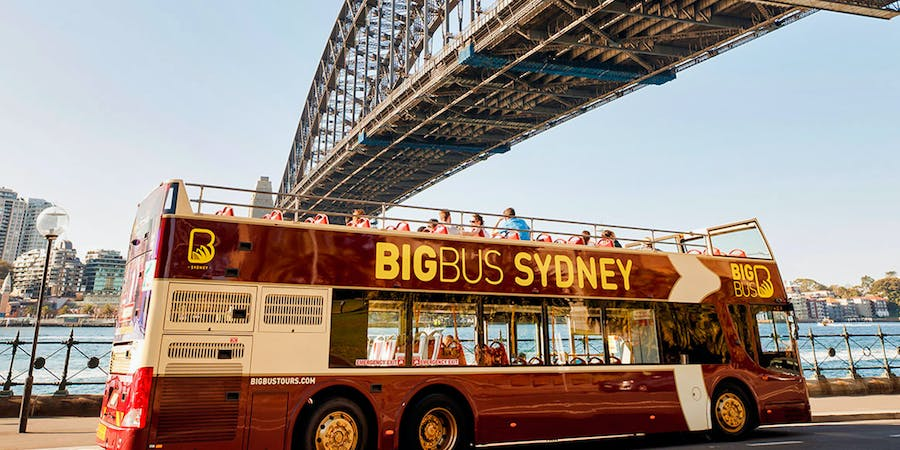 Sydney in November - Sydney Bus Tours