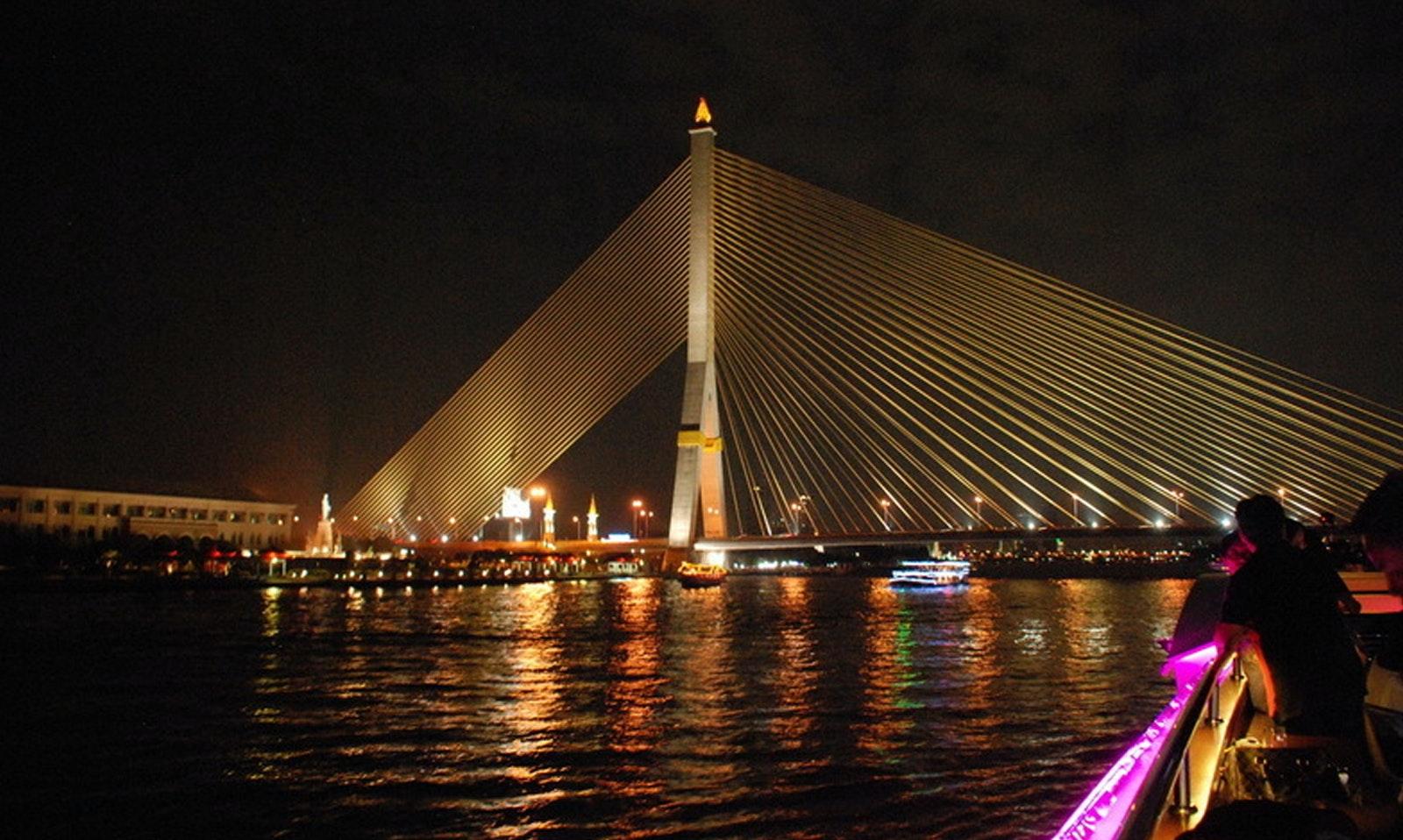 Bangkok cruise