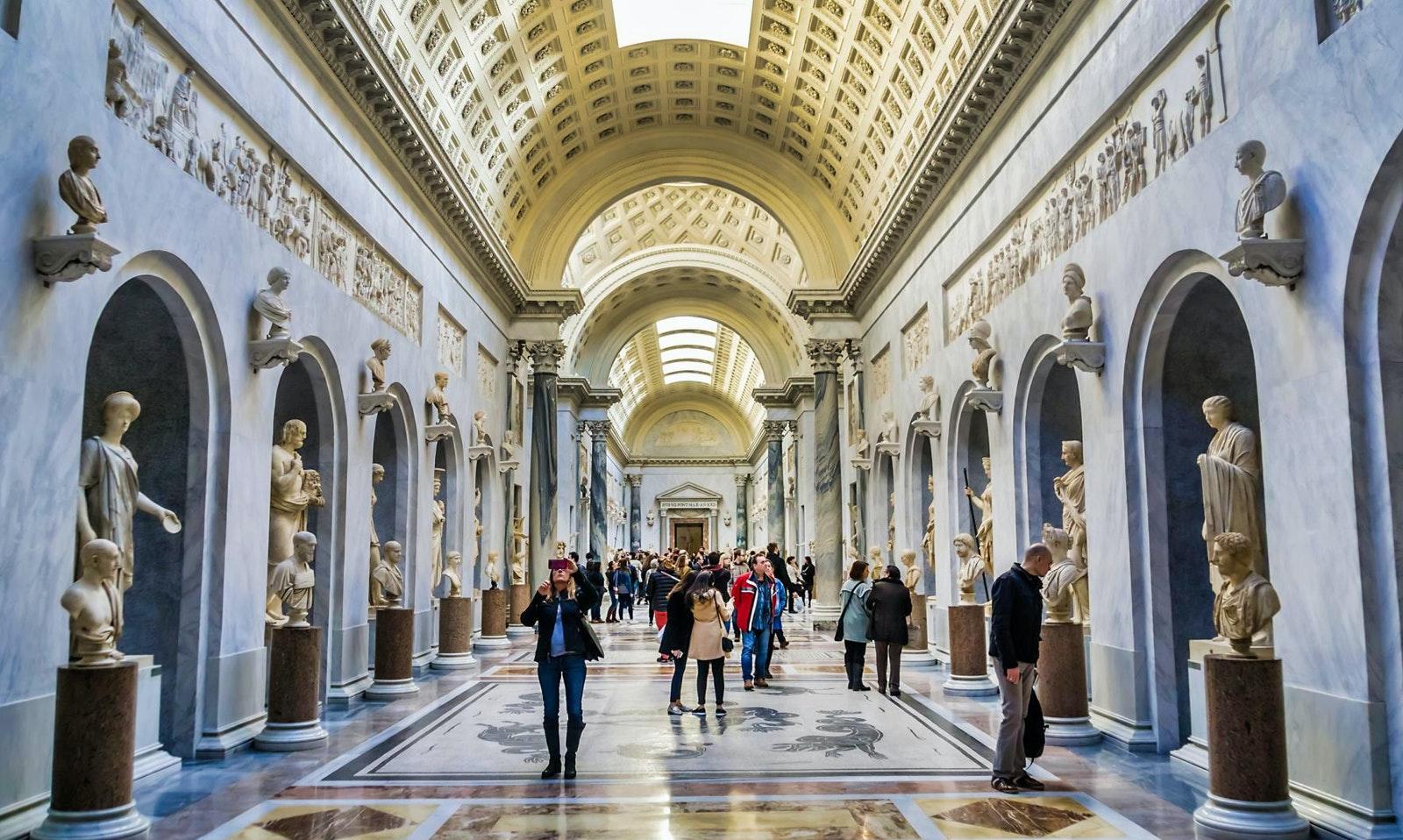 St Peters Basilica Advantages