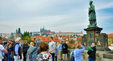 Tour 4 Charity - See the best of Prague