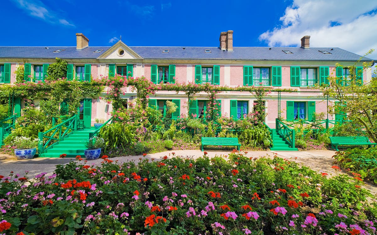 half day audio-guided tour of giverny monet's gardens from paris-1