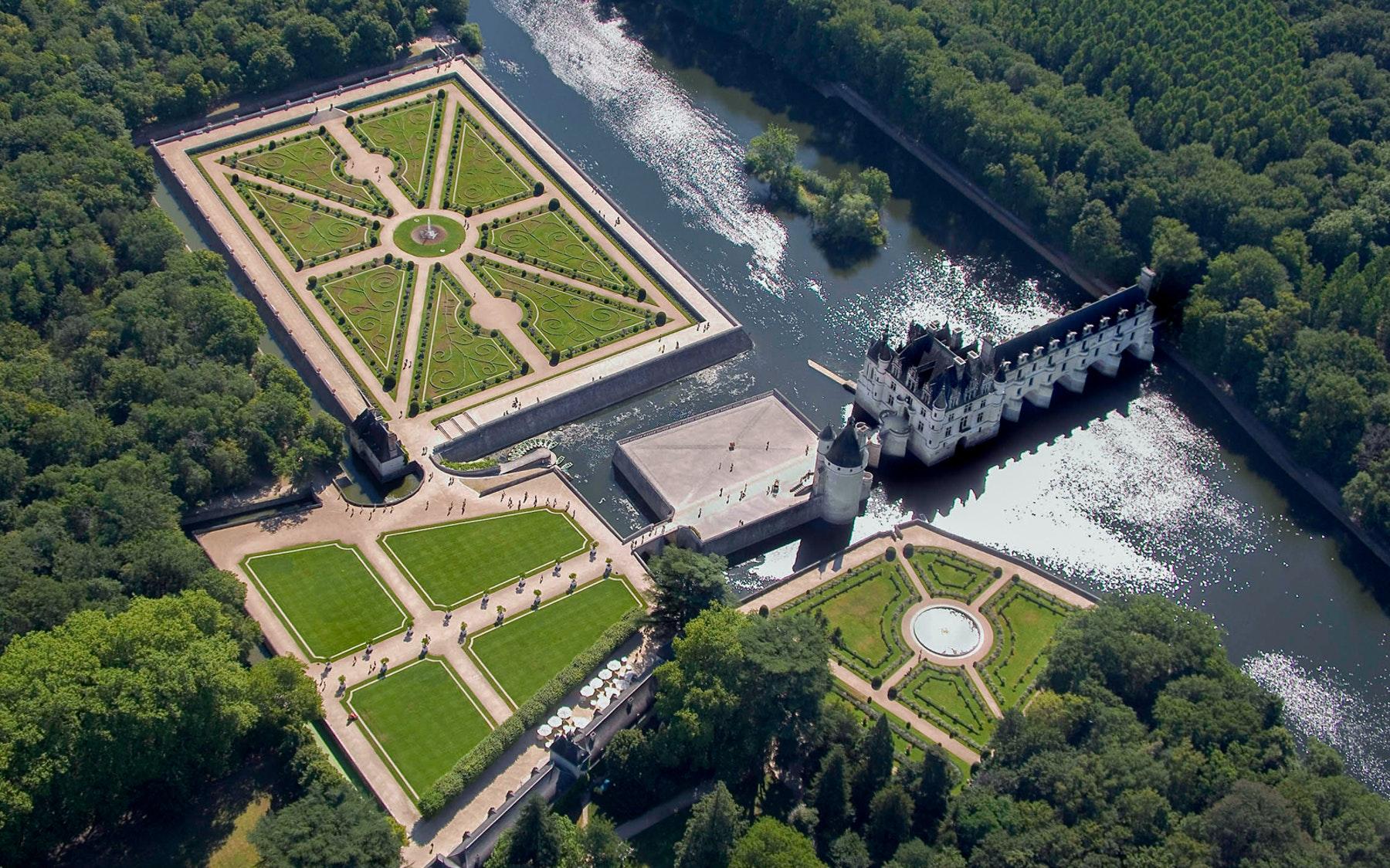 Schlösser der Loire-Tickets