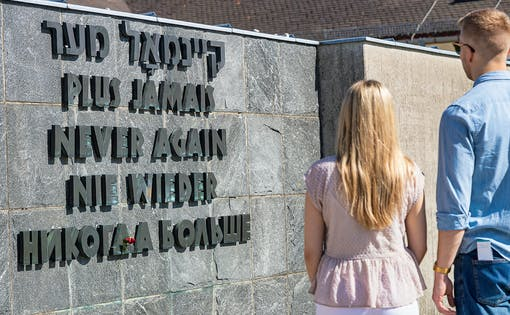 Dachau Concentration Camp & Hebertshausen tour from Munich