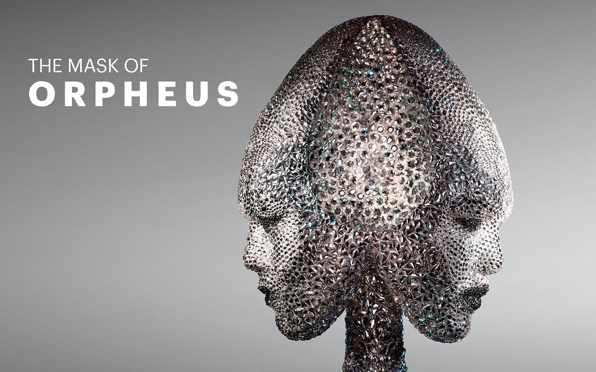 the mask of orpheus-1
