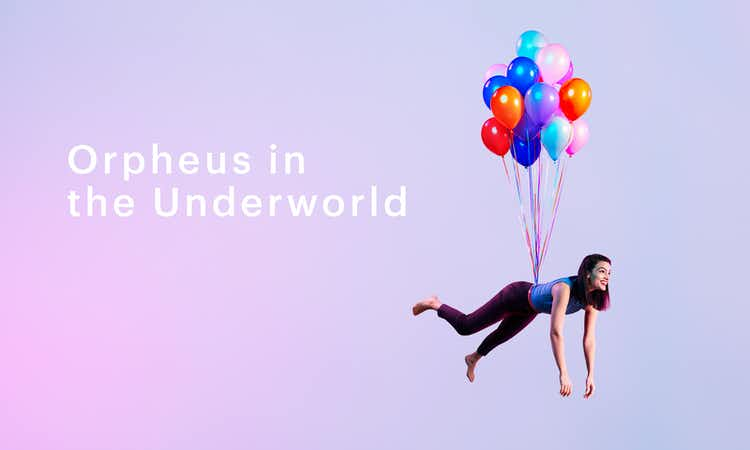 Orpheus in the Underworld west end