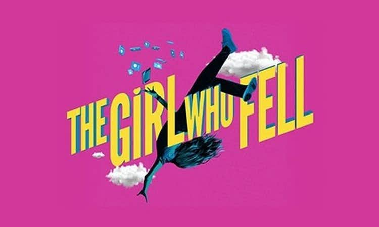 the girl who fell west end