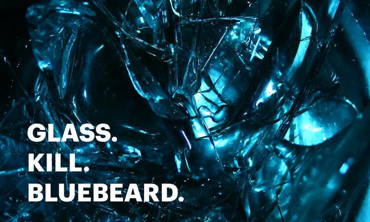 glass kill bluebeard west end