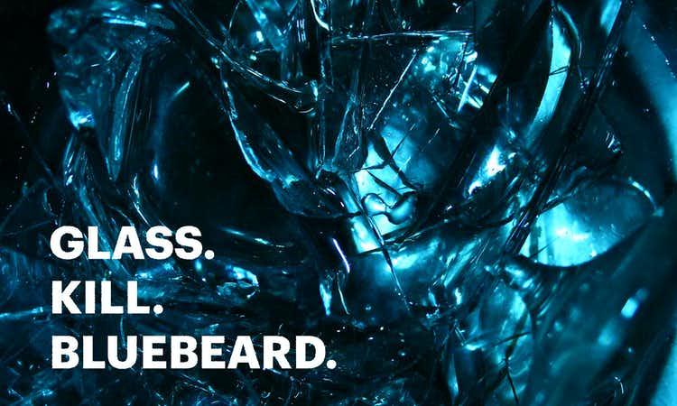 glass kill bluebeard west end