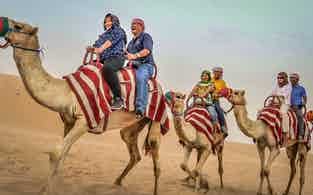 desert safari - dubai budget package