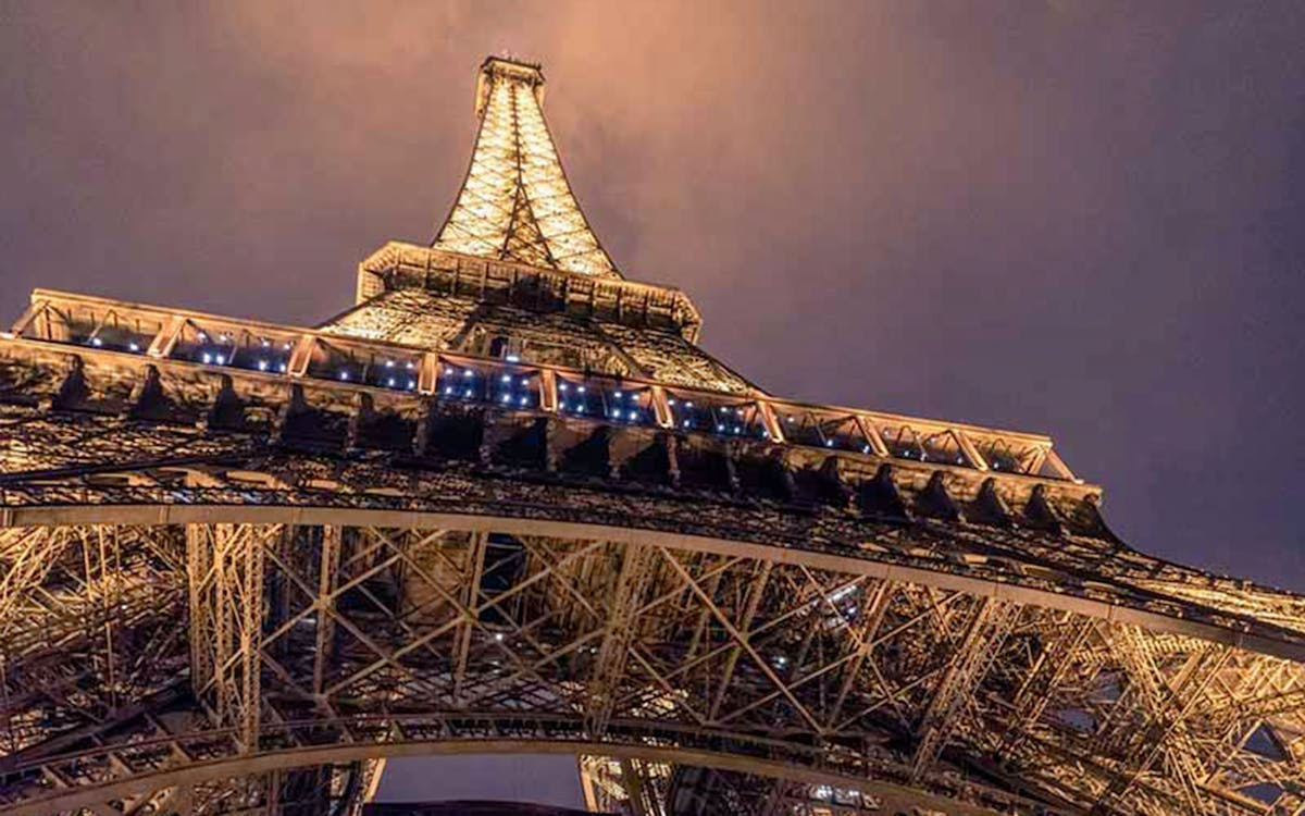 skip the line eiffel tower after dark with champagne river cruise-1