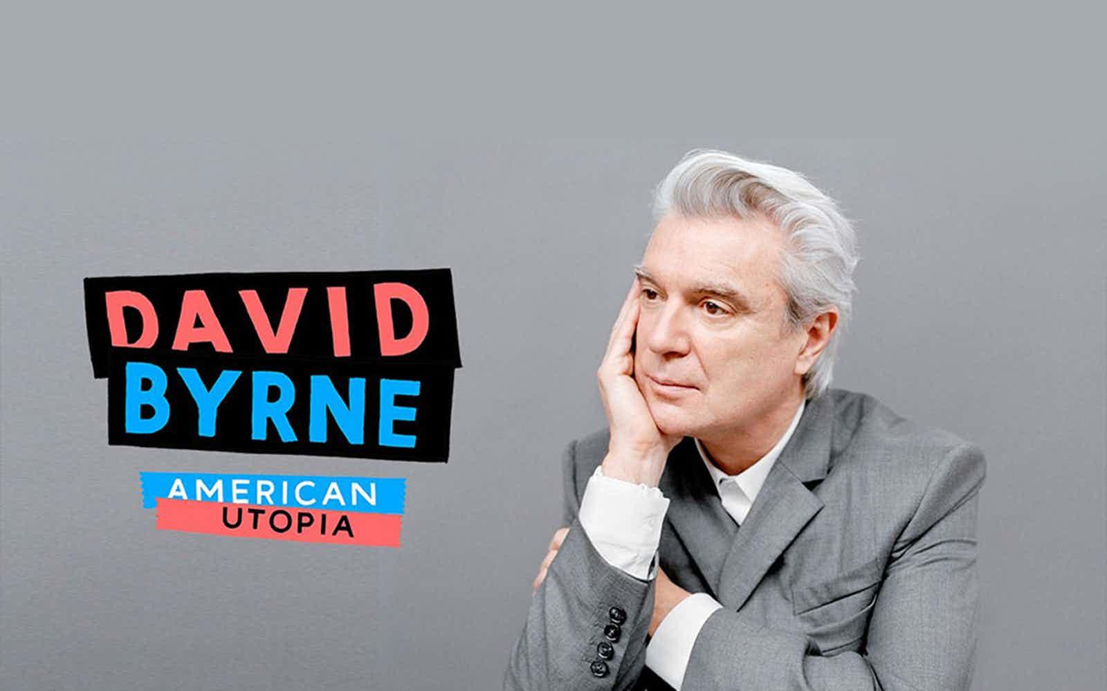 David Byrne's American extends Broadway run