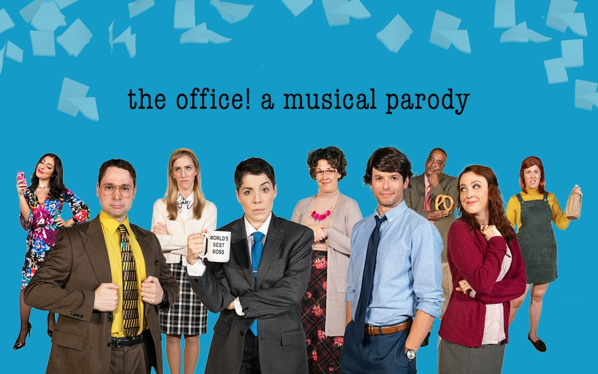 the office! a musical parody-1