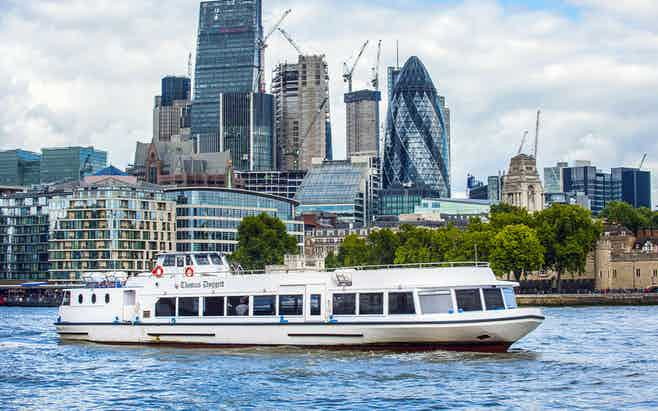London in 1 day - River Thames Cruise