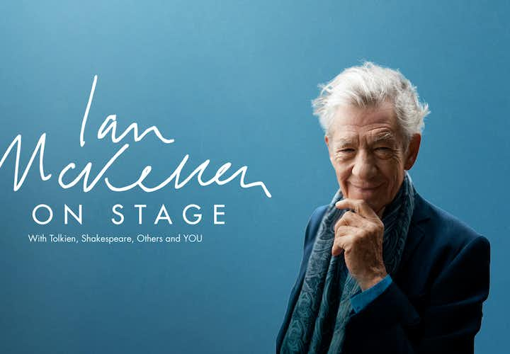 Best west end Shows - Ian Mckellen on stage