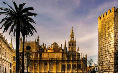 Seville's Alcázar, Cathedral and Giralda Guided Tour