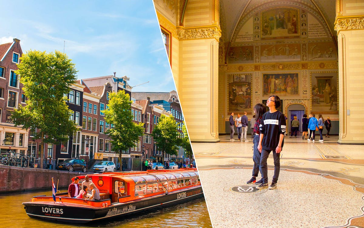 skip the line rijksmuseum tickets & optional cruise -1