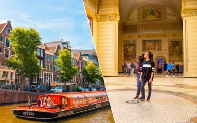 Skip the Line Rijksmuseum Tickets & Optional Cruise
