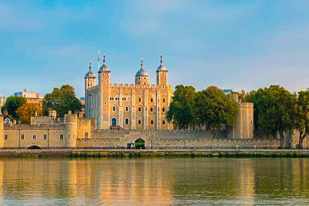 Tower of London Entrances