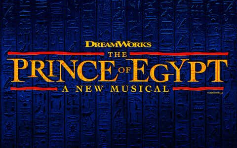 The Prince of Egypt - West End