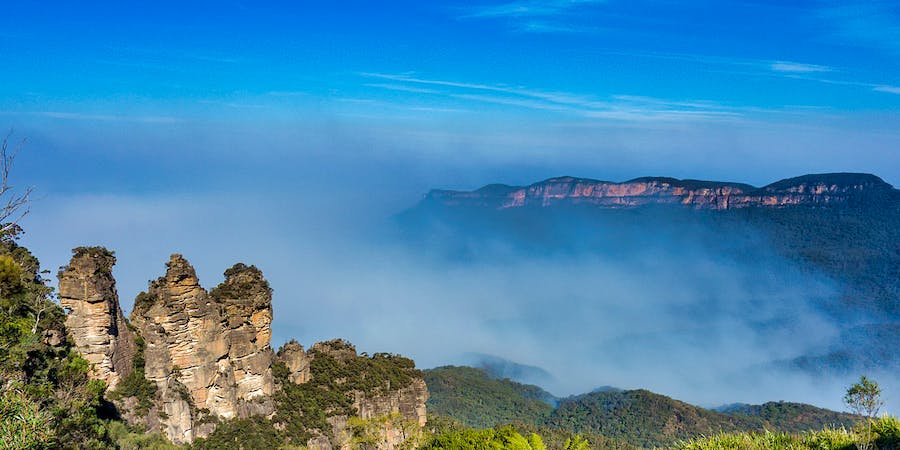 Sydney in November - Blue Mountains
