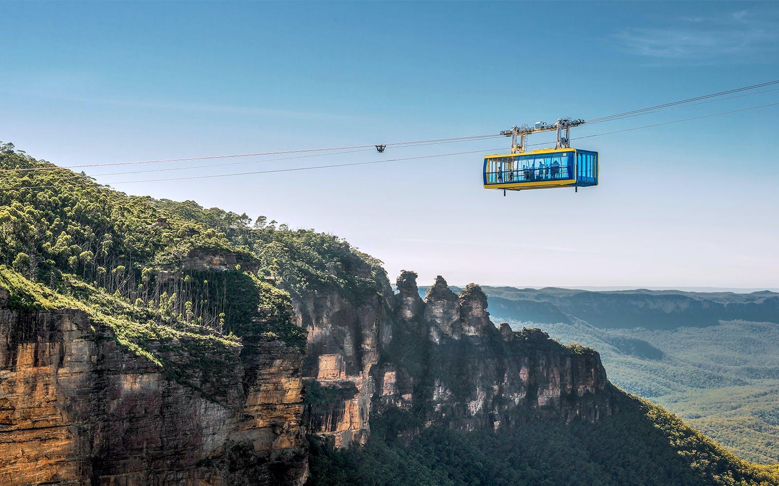 Sydney To Blue Mountain Day Trip