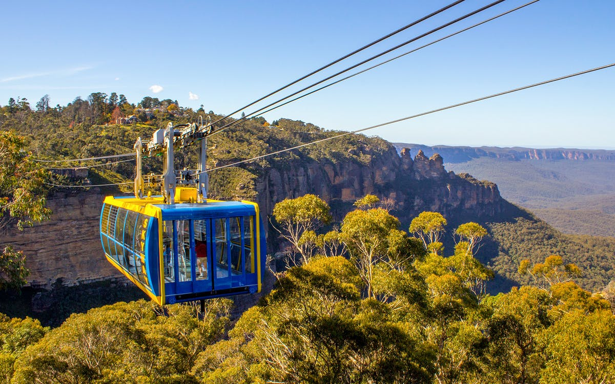 premium blue mountains small group tour with scenic world rides -1