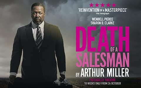 Death of a Salesman West End