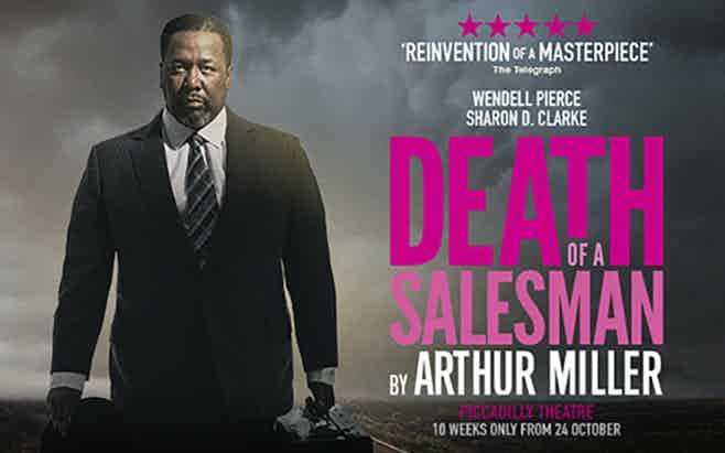Death of a Salesman Discount Tickets