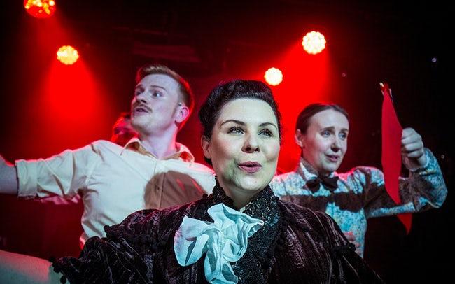 Charing Cross theatre - Queen of the Mist