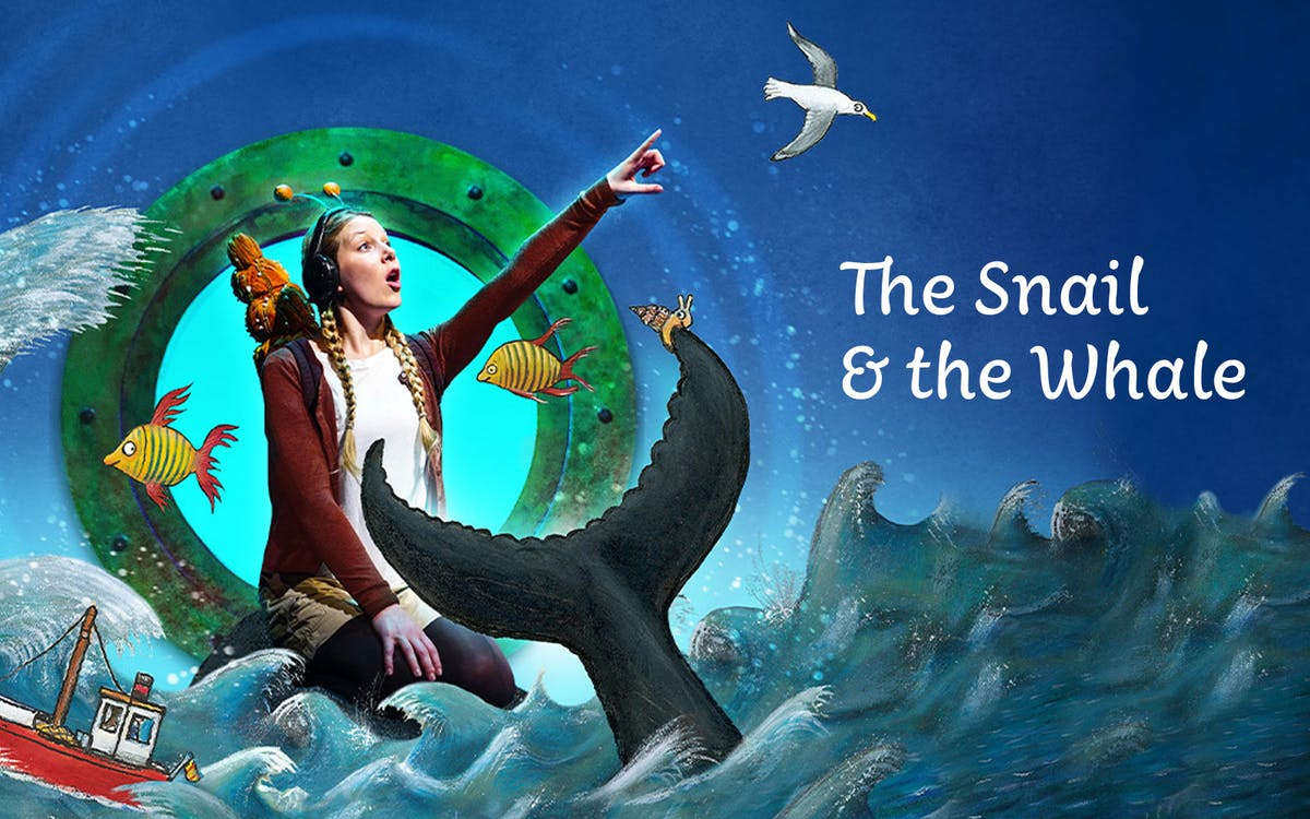the snail and the whale-1