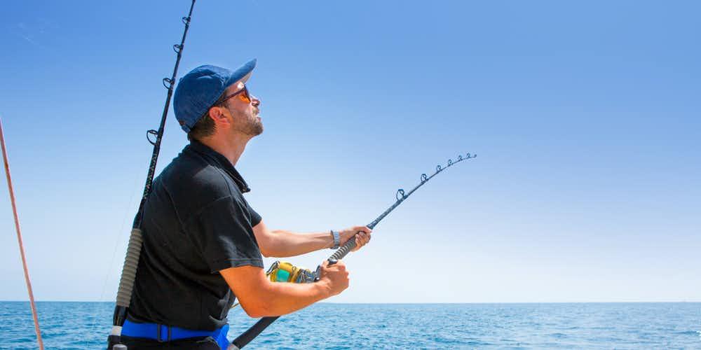 Water sports in Dubai - Deep Fishing