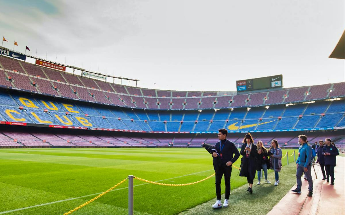 fc barcelona : match day tour -1